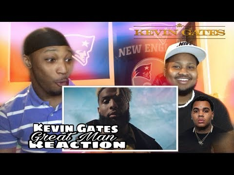 Kevin Gates - Great Man [Official Music Video] Reaction