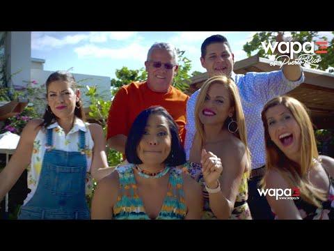 """""""Únete a la fiesta"""", nuevo jingle de Wapa Televisión"""