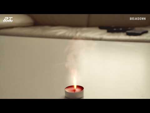 Interactive fire | CGI & VFX with Breakdown