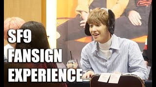 FANSIGN EXPERIENCE