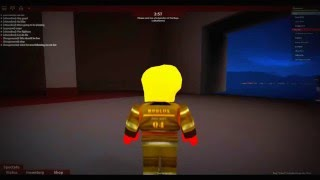 ROBLOX FIRE FIGHTERS
