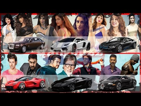 Best Car Collection In Bollywood - Top Bollywood Actor and Actresses Luxurious Cars Collection