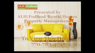 2122 Steffi Ln   For Rent Lawrenceville GA ALHPodland Rental Homes Property Management