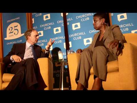 Forrester's George Colony Chats With Xerox's Ursula Burns: Part 1