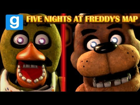 EPIC NEW FNAF MORPHS! || Five Nights At Freddy's Gmod || Zany Gmod #22