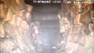 Monster Caught on Sewer Survey Video??