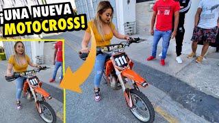 MI NOVIA COMPRO UNA MOTOCROSS KTM.. | ManuelRivera11