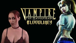 Vampire: The Masquerade - Bloodlines | The Epitome of the RPG