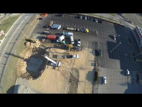 Innovatech Drone @ La Chiquita Rockford, IL