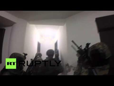 Mexico: Dramatic footage captures 'El Chapo' raid