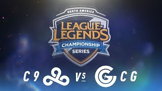 Video C9 vs. CG - Week 6 Day 2 | NA LCS Spring Split | Cloud9 vs. Clutch Gaming (2018) download MP3, 3GP, MP4, WEBM, AVI, FLV Juni 2018
