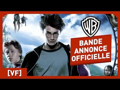 Harry Potter et le Prisonnier d'Azkaban - Bande Annonce Officielle (VF) - Daniel Radcliffe poster