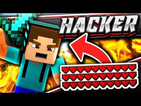 Triple Health HACKER! (Minecraft Egg Wars)