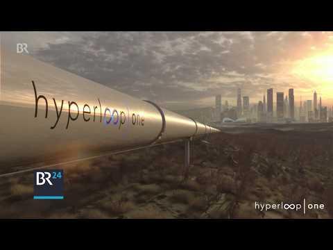 Hyperloop: High-Speed aus München