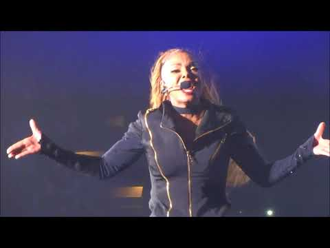 Janet Jackson - If, Scream, & Rhythm Nation - Live in Baltimore, MD