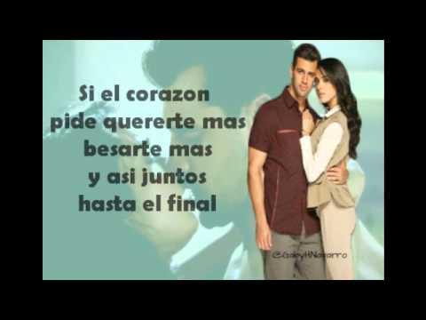 Samuel y Andrea - dejame amarte Samdrea Tierra De Reyes
