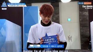 [Vietsub/CUT] KWON HYUN BIN @PRODUCE 101 Season 2 - Ep 6