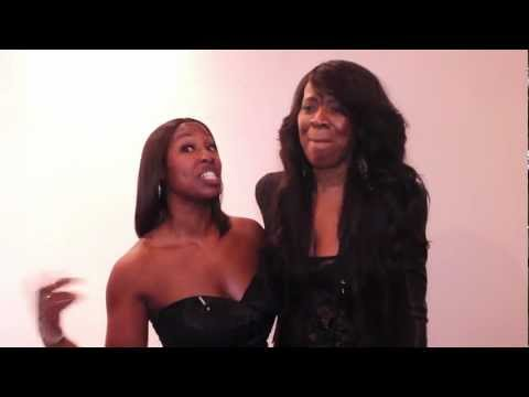 Kia Sterling Interview at Philly Fashion Week
