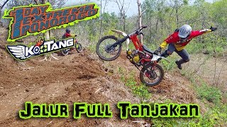 Jalur Full Tanjakan - Extreme Ponorogo Trail Adventure