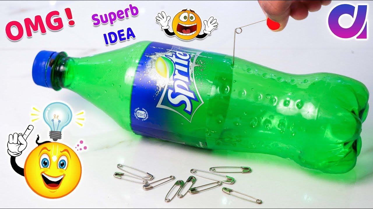 Plastic Bottle Reuse Idea Plastic Bottle Craft Ideas Best Out Of