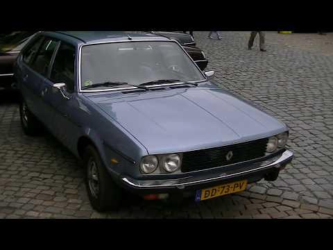 Car spotting: La Fête des Limousines - Renault 25 Limousine, Renault 25 Baccara and Renault 30ts V6