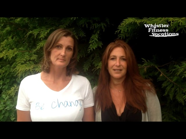 Whistler Fitness Vacations Review - Meryl & Shannon