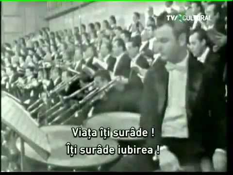 TURANDOT - GIACOMO PUCCINI - 1970 ( BUHAREST )