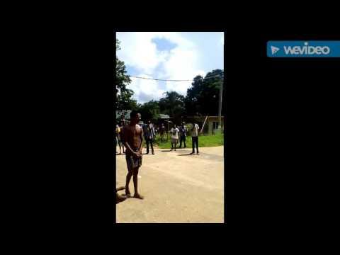 Aurukun fights 2017