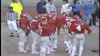 '85 神戸ボウル NACL 対 シルバーオックス 【Full】