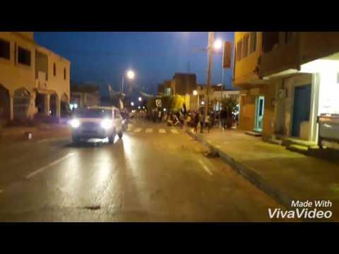 Anniversaire ULTRAS GREEN TIGER 07 kebili 17 septembre 2016