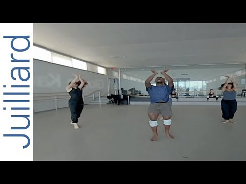 In the Studio with Juilliard Dance | Juilliard 360