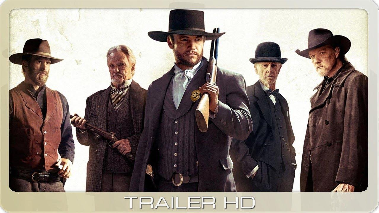 Hickok Trailer Deutsch
