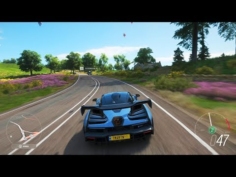 Forza Horizon 4 Demo - Part 3 - THE END of the Demo