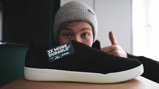 THE MOST UNDERRATED SKATE SHOE?! (Etnies Veer Slip on Review)