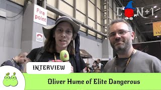 Elite Dangerous RPG Interview with Oliver Hume