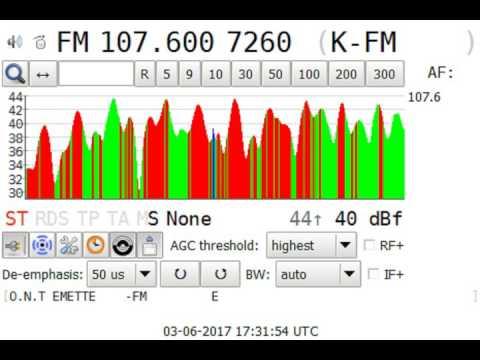 Radio Kasserine FM, Tunisia
