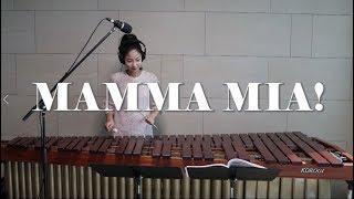 마림바로 연주하는 Mamma Mia - Abba / Marimba Cover