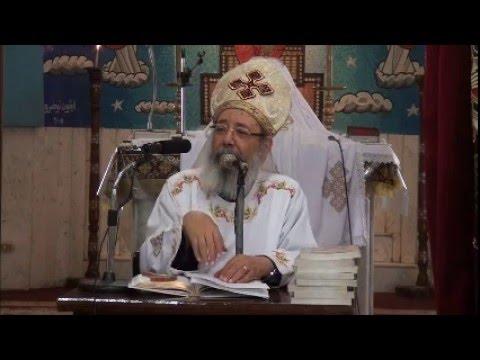 أسئلة الشعب و قصة اليوم من القداس الغريغوري ليوم السبت للأب الحبيب القمص جورجيوس بطرس