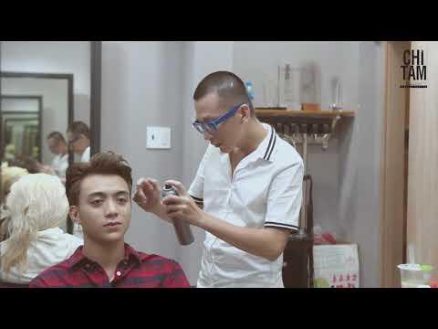 Salon Chí Tâm - Bí quyết đẹp trai như Soobin Hoàng Sơn chỉ sau 1 lần cắt tóc