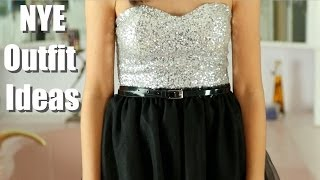 New Years Eve Outfit Ideas Thumbnail