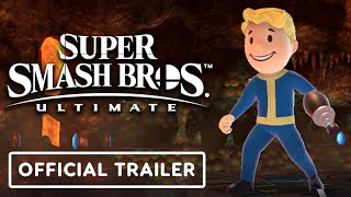 Super Smash Bros. Ultimate - Official Vault Boy & More Trailer