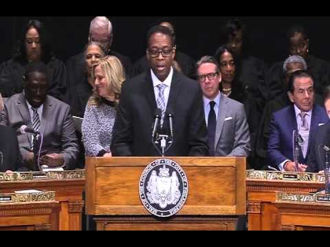 City of Philadelphia 2016 Inauguration Ceremony
