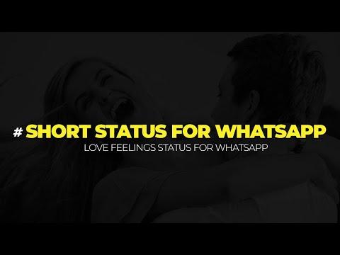 Best Short Status For Whatsapp Short Status About Love