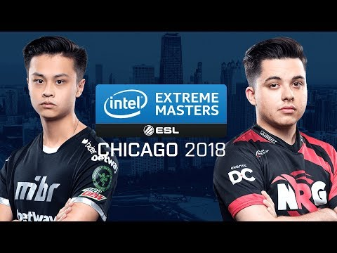 CS:GO - MIBR vs. NRG [Train] Map 3 - Group A - LB r2 - IEM Chicago 2018