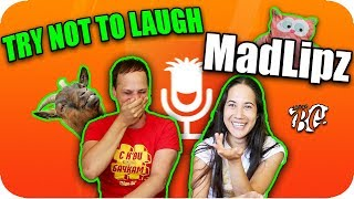 TRY NOT TO LAUGH С MADLIPZ