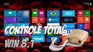 Obter Privilégios de Administrador no Windows 10, 8.1, 8 e 7 - Controle Total