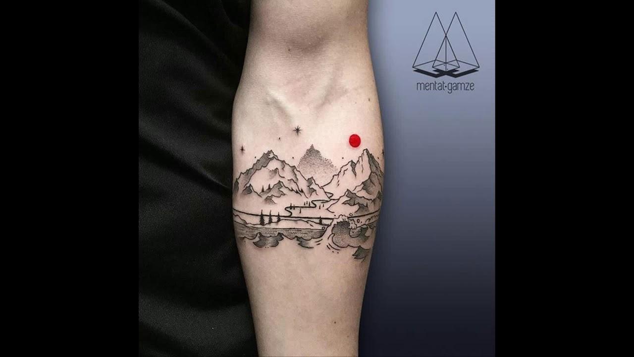 Image of: Aesthetic Minimalist Tattoo Sleeve Youtube Minimalist Tattoo Sleeve Youtube