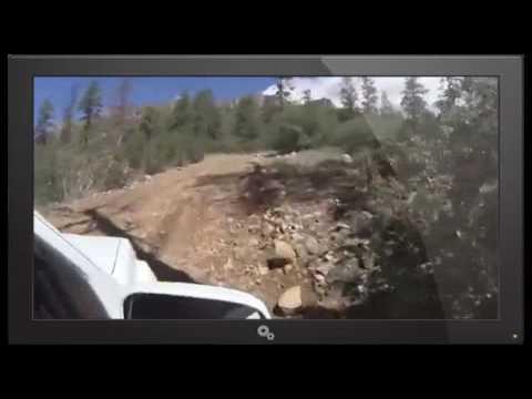 Driving around Dulce New Mexico & The Archuleta Mesa