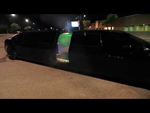 New Black Knight Cadillac Limo Clean Ride Limo