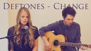 Natalie Lungley - Deftones - Change (In The House of Flies) Acoustic Cover (Unsigned Artists)